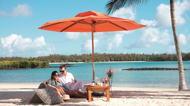 Sevgililer Günü tropik adalar