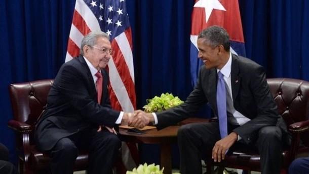 Barack Obama Küba ziyareti