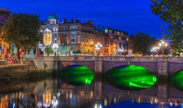 Dostluk Karavanı güler yüzlü insanların ülkesi İrlanda'da