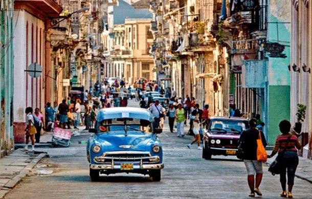 Amerikalı turistlerin yeni gözdesi Küba