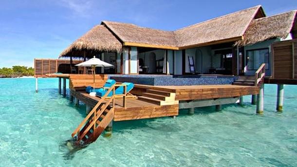 maldivler lüks otel