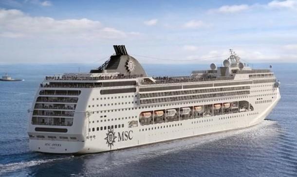 MSC, Küba gemi turları