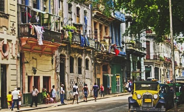 Old Havana Küba