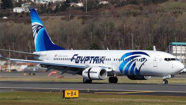 Mısır Havayollarına ait yolcu uçağı kaçırıldı