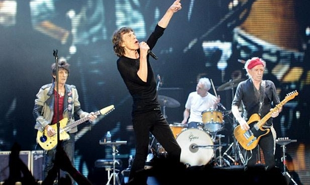 Rolling Stones Küba