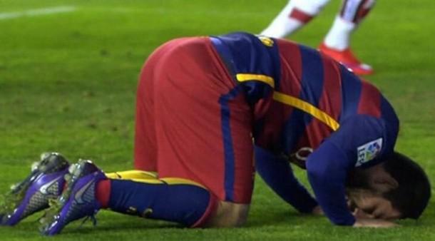 Arda Turan Barcelona formasıyla ilk golünü attı / Video