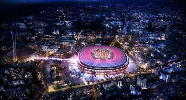 Barcelona'dan tarihi karar! Camp Nou yenileniyor