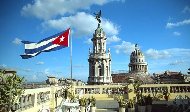 Küba Amerika