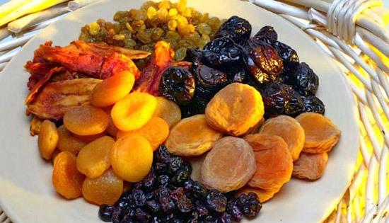 Türk kuru meyveleri Hindistan mutfağına giriyor