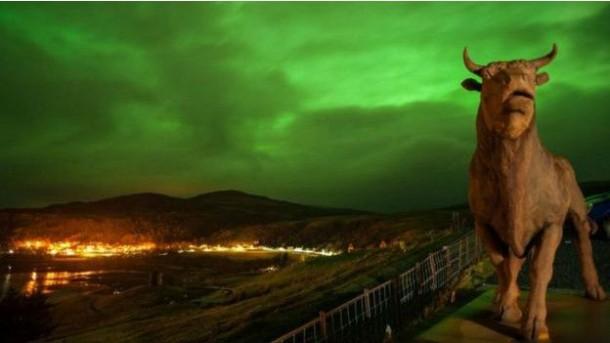 Skye adasındaki bir otel / SKYE COWSHED