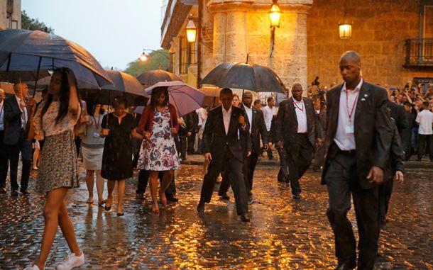 Obama Küba