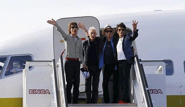 The Rolling Stones Küba