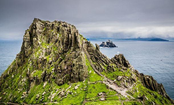 Skellig Michael Adası İrlanda