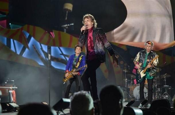 Küba Rolling Stones
