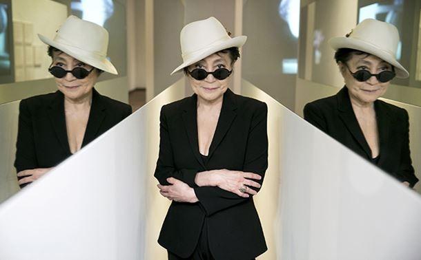 Yoko Ono sergisi Lyon Modern Sanat Müzesi