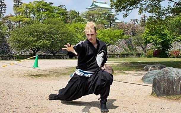 japonya ninja