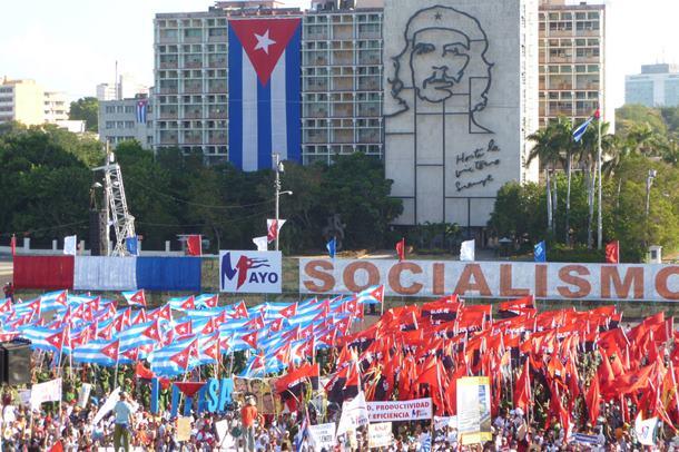 1 Mayıs Küba Turları