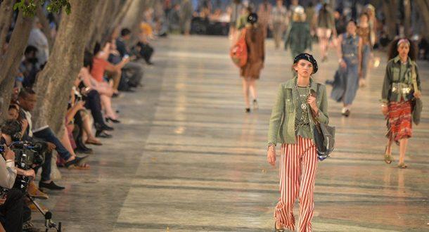 Fransız moda devinden Küba'da defile!