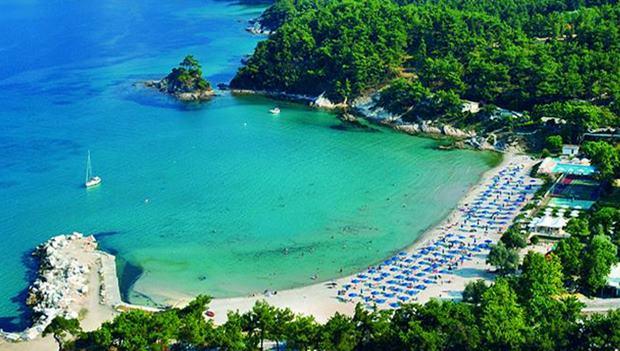 Komşudaki gizli cennet: Thassos adası