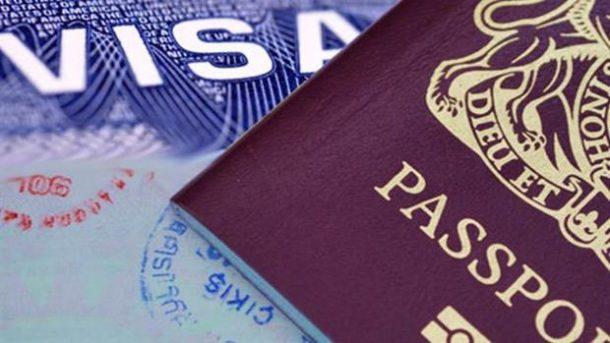 vizesiz Avrupa seyahati