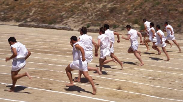 Yunanistan Nemea Oyunları