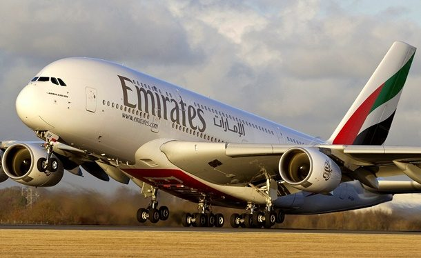 Emirates Hava Yolları IBM