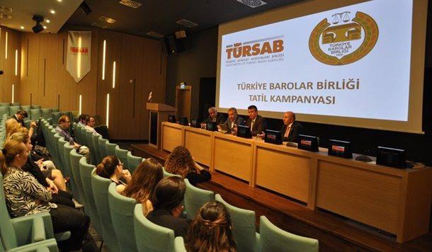 TÜRSAB Barolar Birliği ile anlaştı