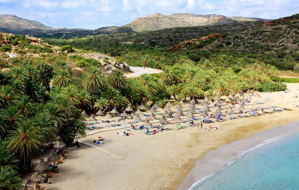 Balos Plajı, Girit