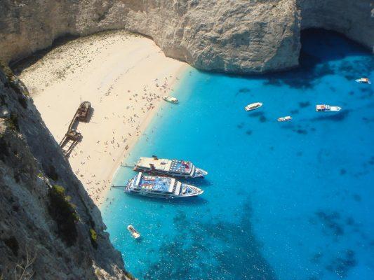 Shipwreck Koy (Navagio) Plajı, Zakynthos