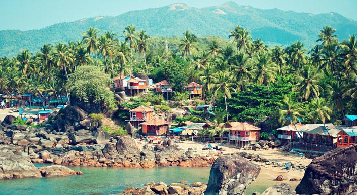 Goa Balayı Turları