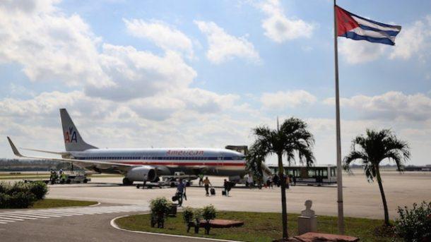 8 hava yolu şirketine Küba'ya direkt uçuş izni