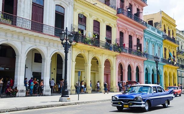 Küba Havana Balayı Turları