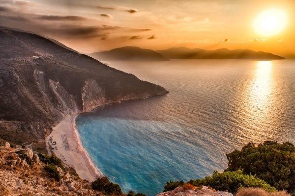 myrtos-sunset-kefalonia
