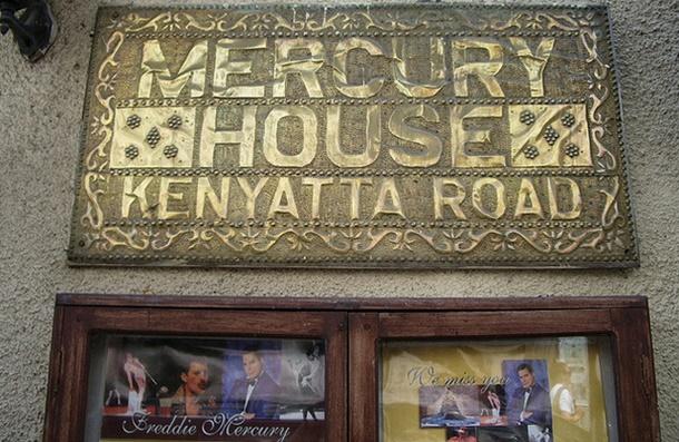 Zanzibar Freddie Mercury