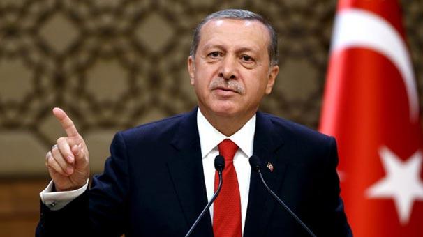 Cumhurbaşkanı Erdoğan'dan vize muafiyeti resti
