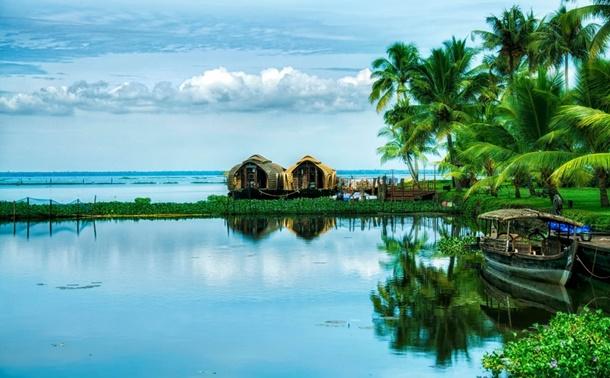 Kerala Hindistan Turu