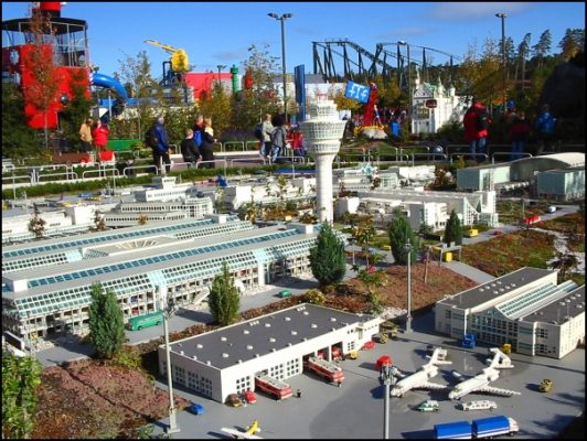 Miniland ve Duplo Land