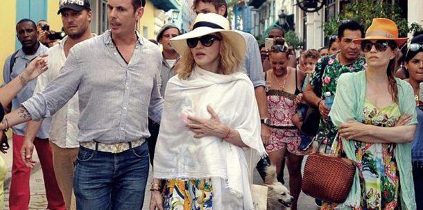 Madonna Küba