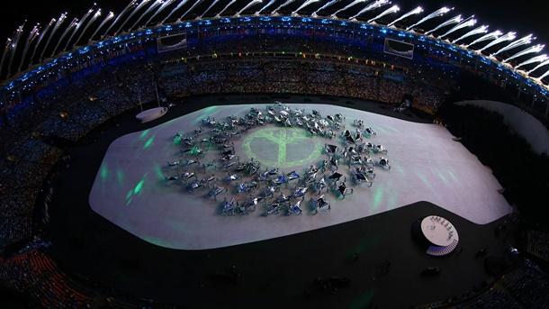 2016 Rio Olimpiyat Oyunları başladı