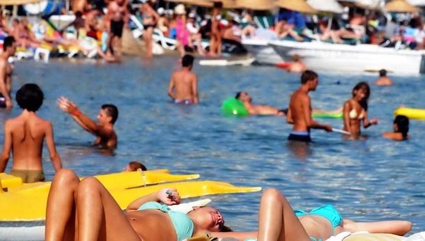 Temmuz ayında gelen Rus turist sayısında büyük düşüş