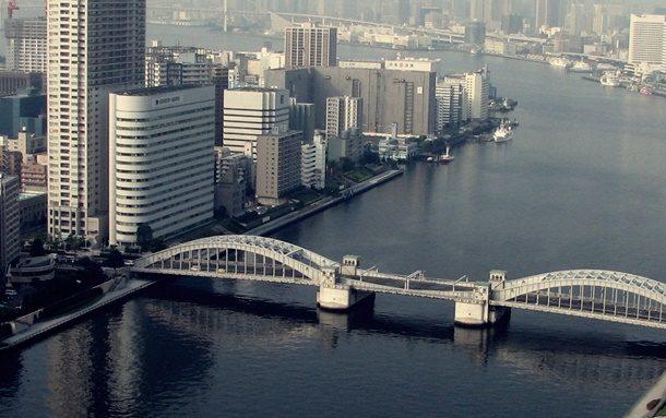 sumida nehri tokyo