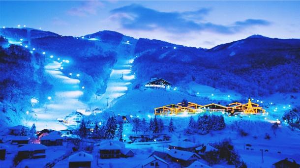 Balkanların En Popüler Kayak Merkezleri