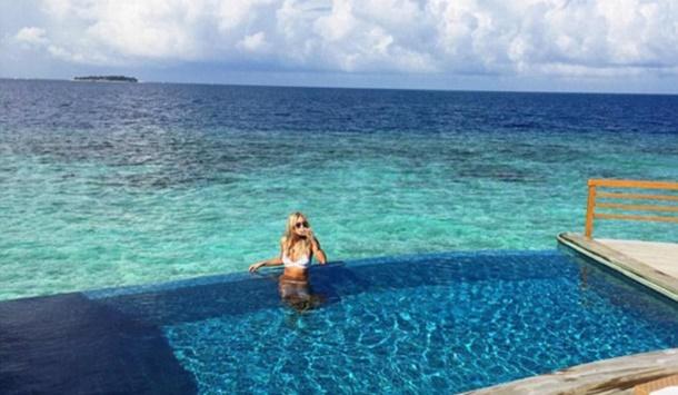 Hint okyanusunun turizm cenneti adalar topluluğu Maldivler, dünya şöhretlerinin vazgeçilmez tatil bölgelerinden.