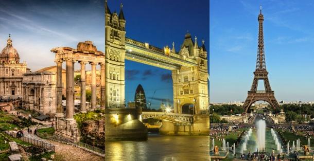 Avrupa Promosyon Turları
