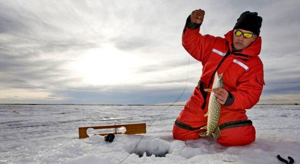 Buzda Balık Keyfi