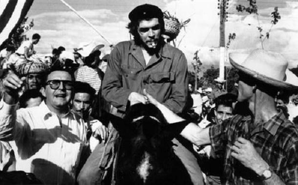 Bolivya Che Guevara'nın mücadelesini ölümsüzleştiriyor.
