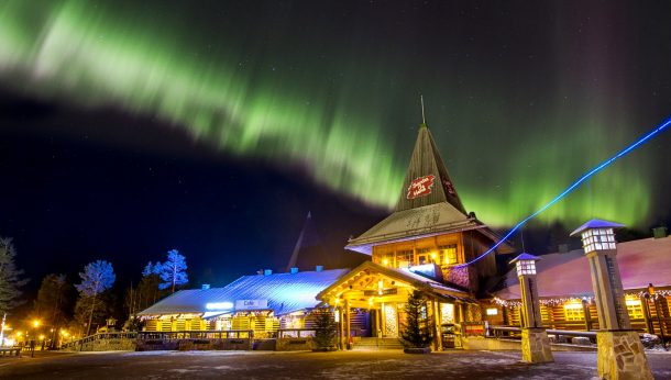 Ren Geyikleri, Huskyler, Noel Babanın Evi… Lapland Tatilin En Renkli Hali