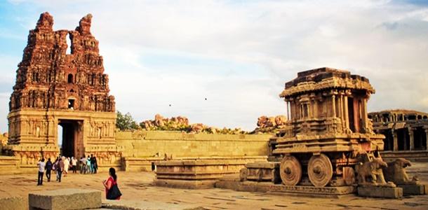 Hindistan'ın saklı mücevheri Hampi