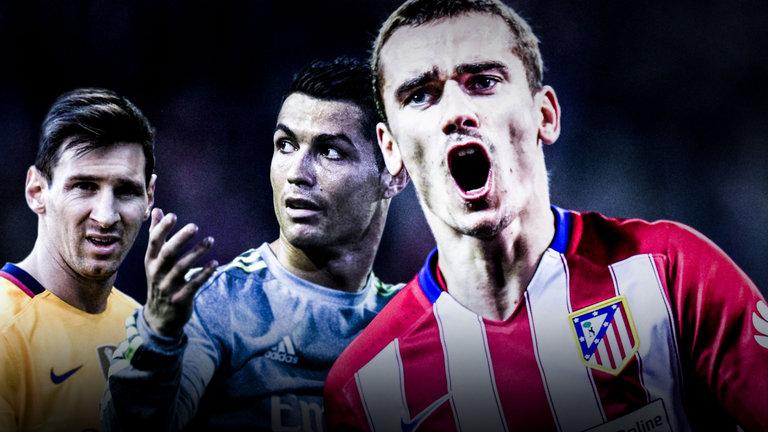 Bu yıl 8'inci kez gerçekleşen organizasyonla, İspanyol futbolunun en iyileri ödüllendirildi.