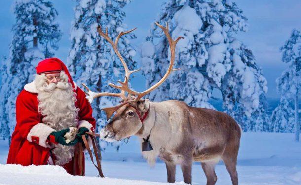 Noel Baba şehri Rovaniemi